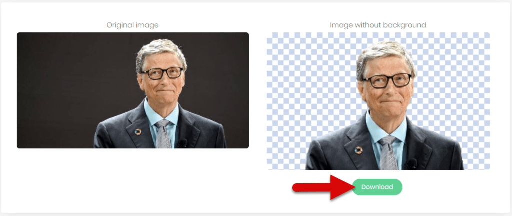 طريقة ازالة الخلفية من الصورة للايفون والاندرويد