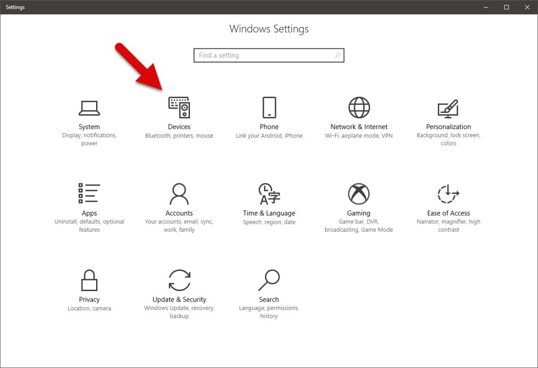 كيفية تشغيل البلوتوث في الكمبيوتر ويندوز 10 3