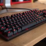 لوحة مفاتيح Logitech G413 Carbon رائعة للجيمرز