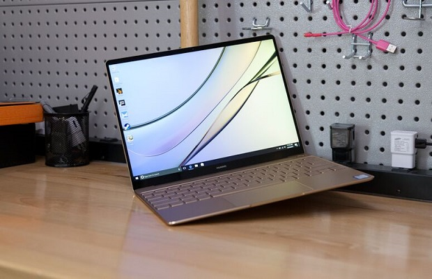 مراجعة حاسب هواوي MateBook X