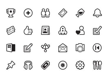 موقع Iconfinder أحد أكبر مواقع الأيقونات المجانية والمدفوعة ومن الممكن الربح منه
