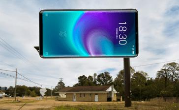 هاتف Meizu دون ثقوب مستقبل الدعاية للهواتف