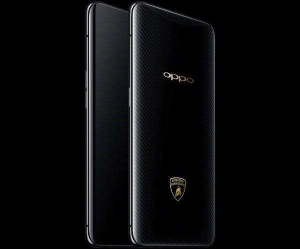 هاتف Oppo Find X Lamborghini edition