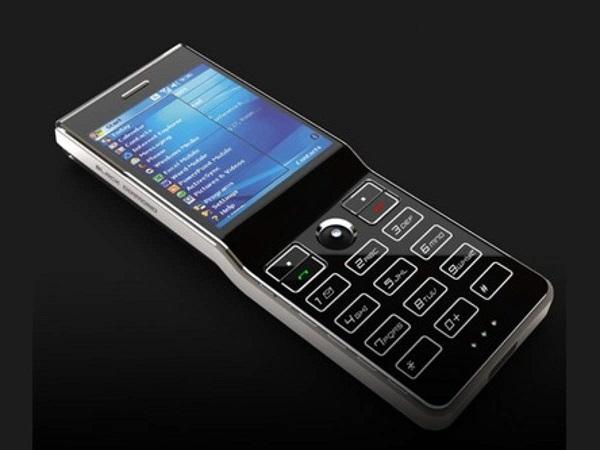 هاتف VIPN Black Diamond