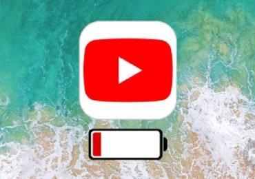 هل فعلاً يوتيوب يقتل بطارية آيفون بعد التحديث الجديد IOS 11