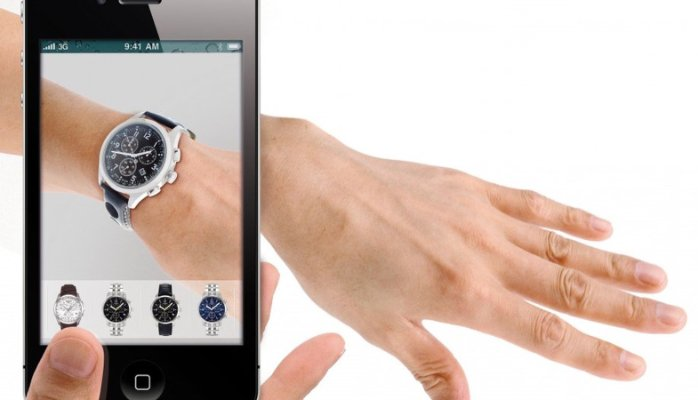 AR eCommerce Watches