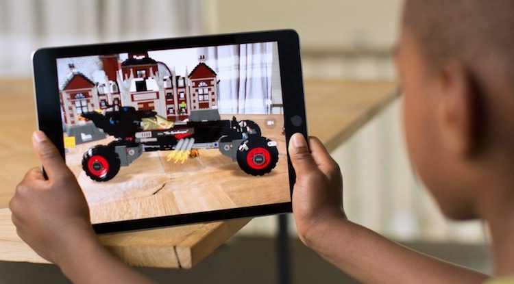 ARKit apps and games