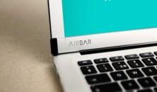 AirBar يحول شاشات الحواسب إلى شاشات لمس