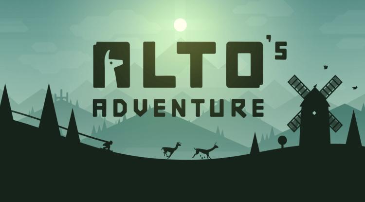 مراجعة لعبة Alto's Adventure - من أجمل ألعاب التزلج على الأجهزة ...