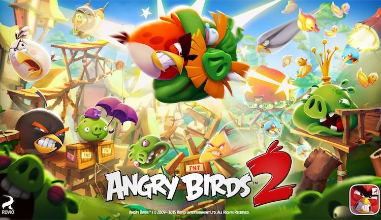 تحميل Angry Birds 2