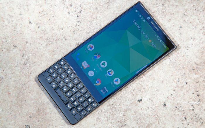 BlackBerry KEY2 Design