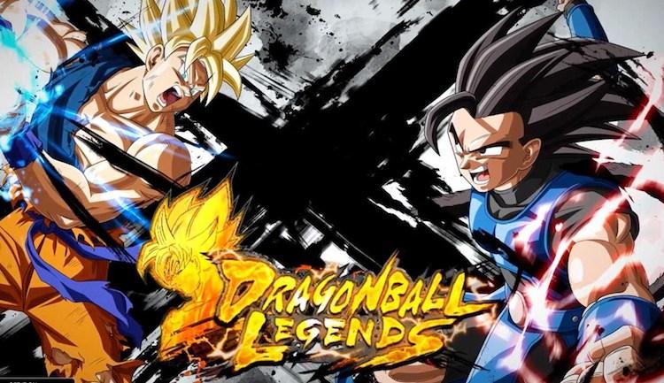 تحميل لعبة Dragon Ball Legends