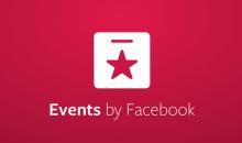 فايسبوك تقترب من إصدار تطبيق Events لأندرويد