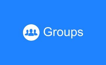 أرشفة مجموعة فيس بوك
