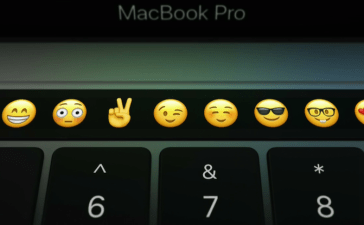Google Emoji on mac