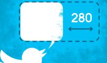تفعيل كتابة 280 حرف في التغريدة الواحدة في تويتر Twitter