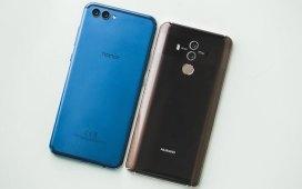 Huawei Mate 10 Pro Honor View 10