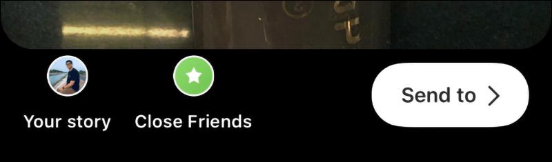 الأصدقاء المقربون في انستقرام