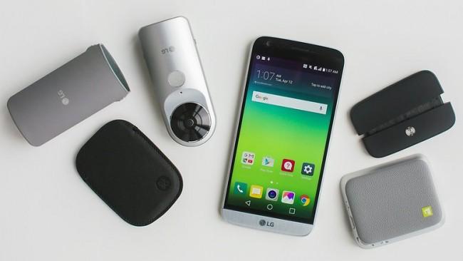 LG G5 Modules