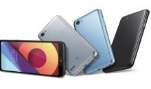 مقارنة بين سلسلة LG Q6 وGalaxy A5 2017