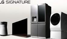 LG SIGNATURE أول علامة تجارية فاخرة من إل جي تطرح في أسواق الخليج