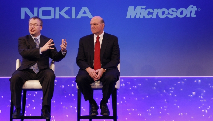 Microsoft to sell Nokia to Foxconn (1)