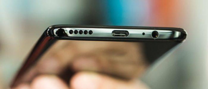 OnePlus 6 Headphone jack