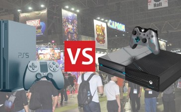 PS5 أم Xbox Two