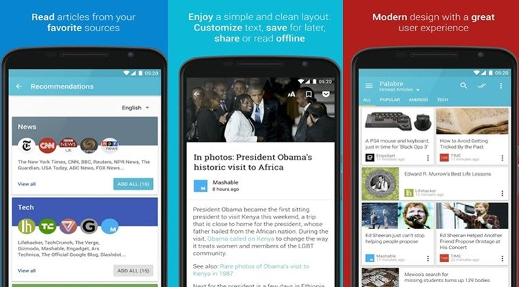 palabre app android