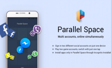 parallel space app android
