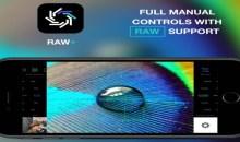 تطبيق +RAW يقدم خيارات تصوير يدوية على iOS