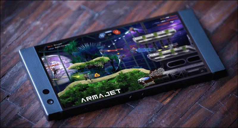 شاشة هاتف Razer Phone 2 - هاتف للألعاب