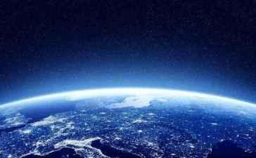 الأرض كروية