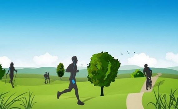 Runtastic fitness tracking app