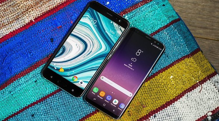 Samsung Galaxy S8 vs HTC U11