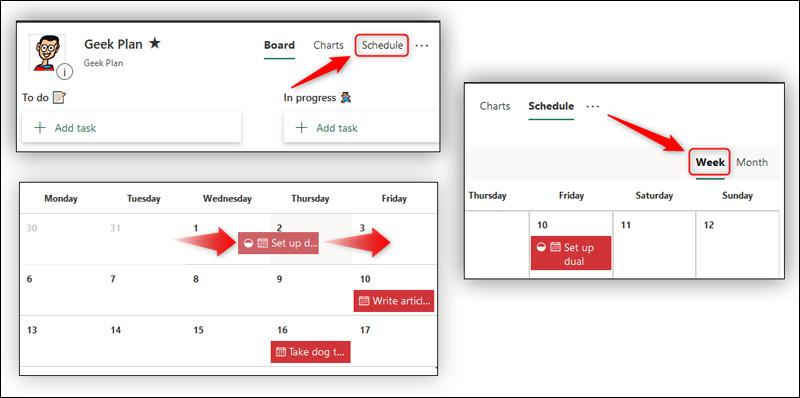 ونصائح لاستخدام تطبيق Microsoft Planner Schedule.png?w=1170&