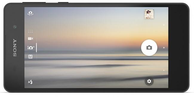 Sony E5 Camera