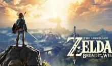 لعبة The Legend of Zelda: Breath of the Wild تفوز بجائزة أفضل لعبة في 2017