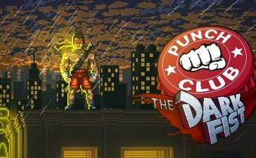 Punch Club The Dark Fist