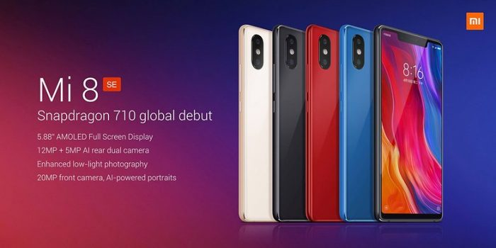 Xiaomi Mi 8 SE Budget