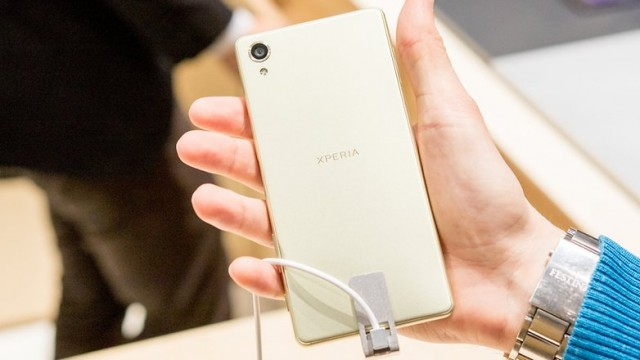 Xperia X Battery