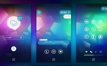 customize Android apps