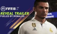 رسمياً: لعبة FIFA 18 قادمة نهاية سبتمبر وكريستيانو رونالدو يتصدر غلافها