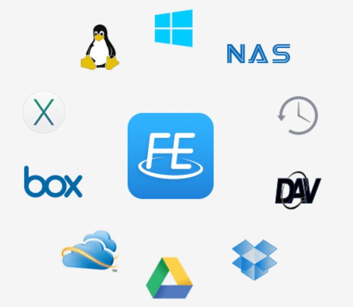 تطبيق رائع لمشاركة الملفات بين الحواسيب وأجهزة iOS!