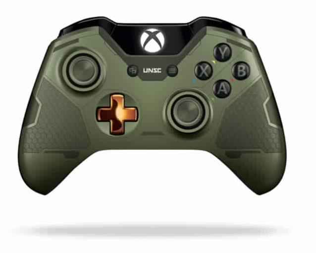halo 5 xbox one new controller 1
