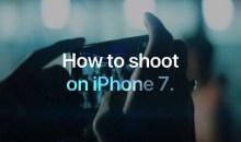 تعلّم كيفية استخدام كاميرا آيفون 7 للحصول على صور رائعة!