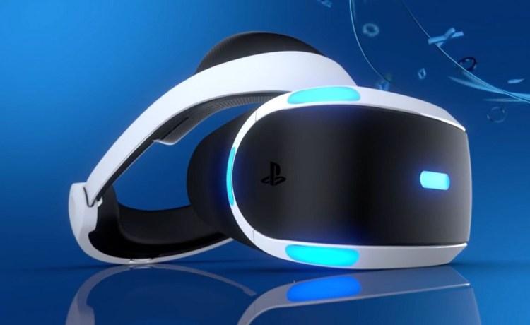ألعاب بلايستيشن VR
