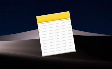 تطبيق Notes