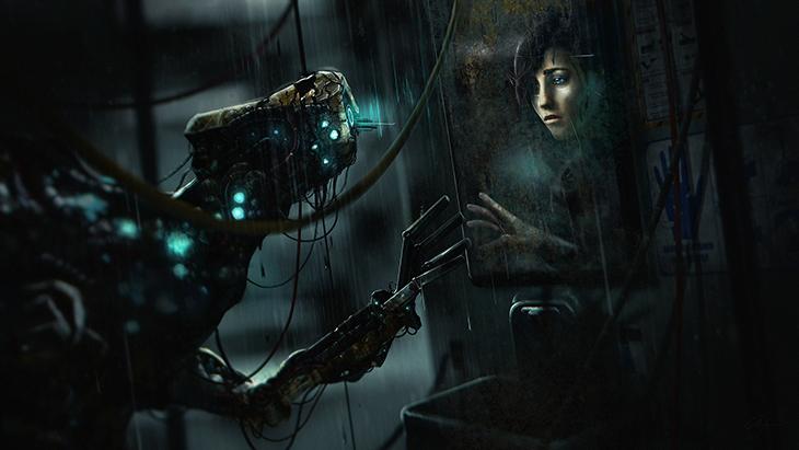soma review 56 - أفضل ألعاب الرعب الجسدي على Soma - PS4