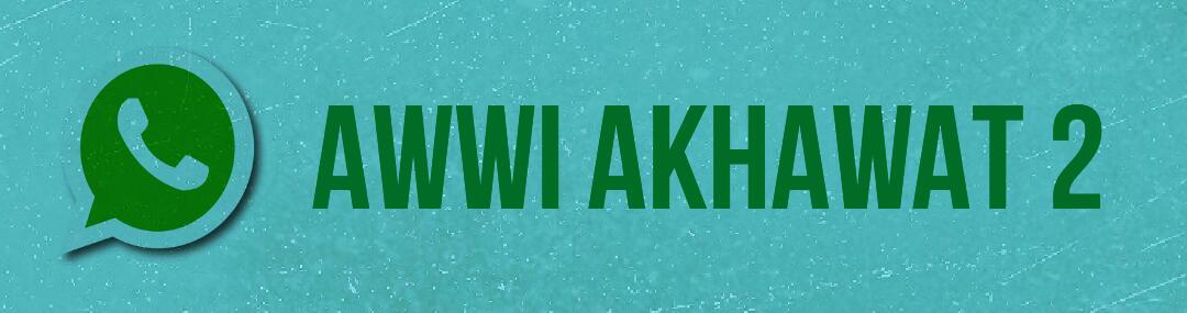 KONTAK ADMIN AKHWAT 2